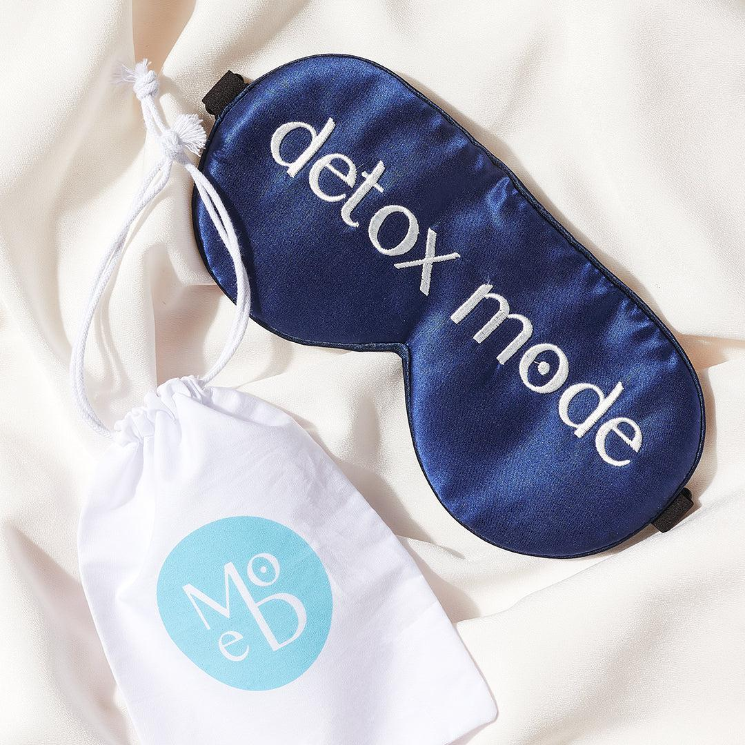 Detox Mode Sleep Mask