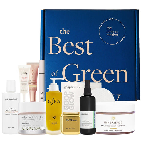 The Best of Green Beauty Box