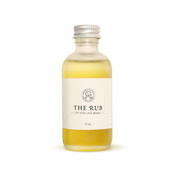 Aromacentric The Rub All Natural Body Oil