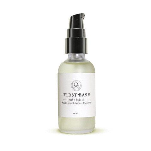 Aromacentric First Base All Natural Body & Bath Oil