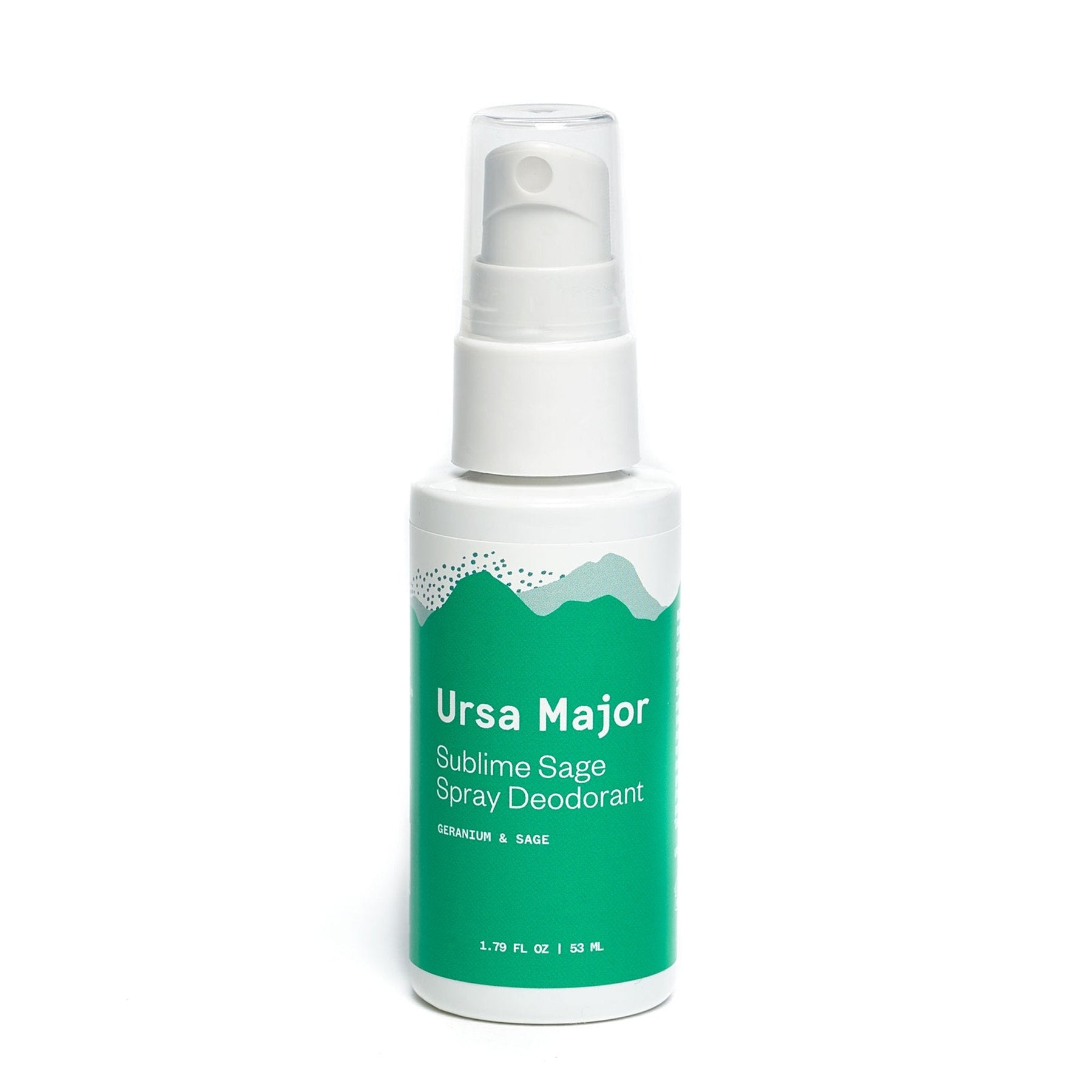 Ursa Major Sublime Sage Spray Deodorant