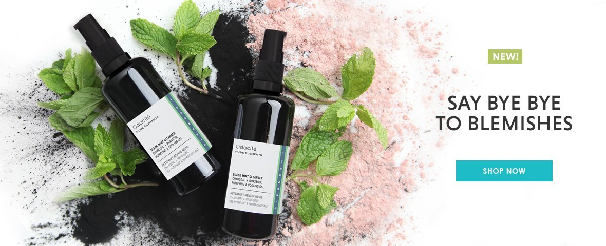 Odacite Black Mint Cleanser