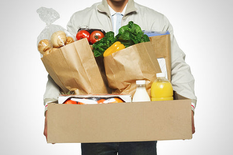 Grocery delivery -Ondoor Grocery BC Canada