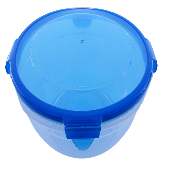 Plastico 4-Way Locking Container 850 ml