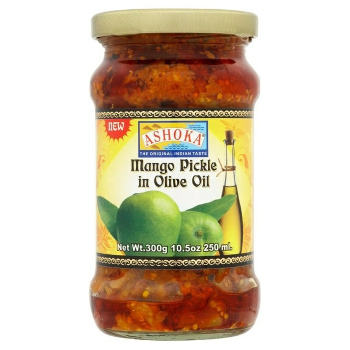 Ashoka Mango Pickle in Olive Oil 300gm