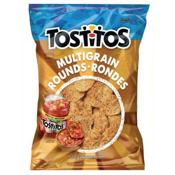 Tostitos Multigrain Rounds 270g