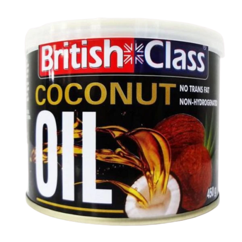 British Class Coconut Oil 500ml
