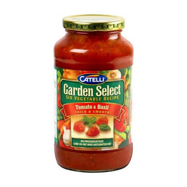 Catelli Tomatoes & Basil Pasta Sauce 640ml