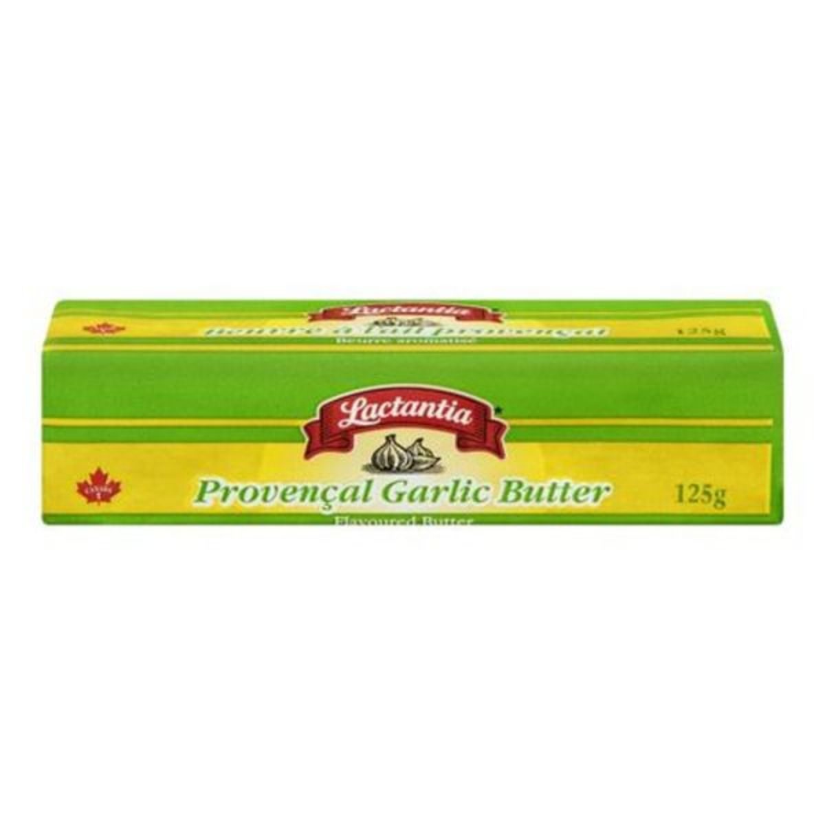 Lactantia Garlic Butter Sticks 125g