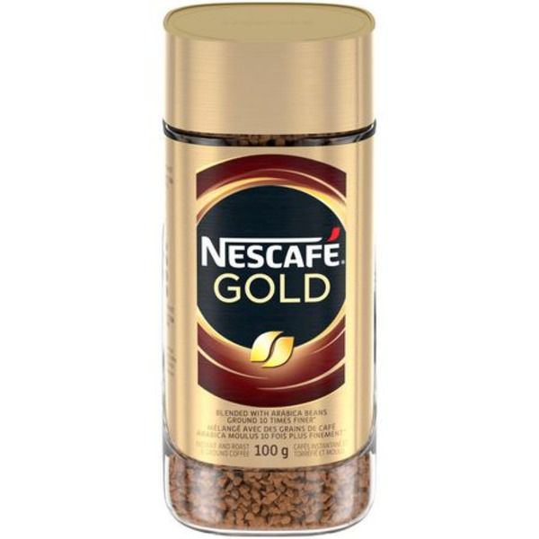 Nescafe Gold Roast Coffee 100g