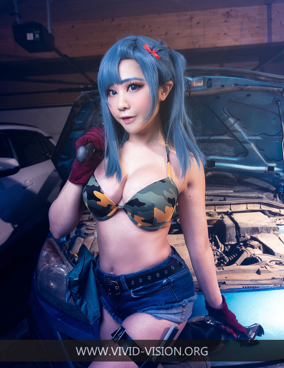 Dragon Ball - Bulma Car