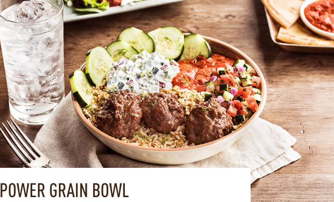 Power Grain Bowl