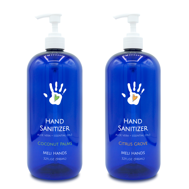 32oz Meli Hands Basic - Hand Sanitizer