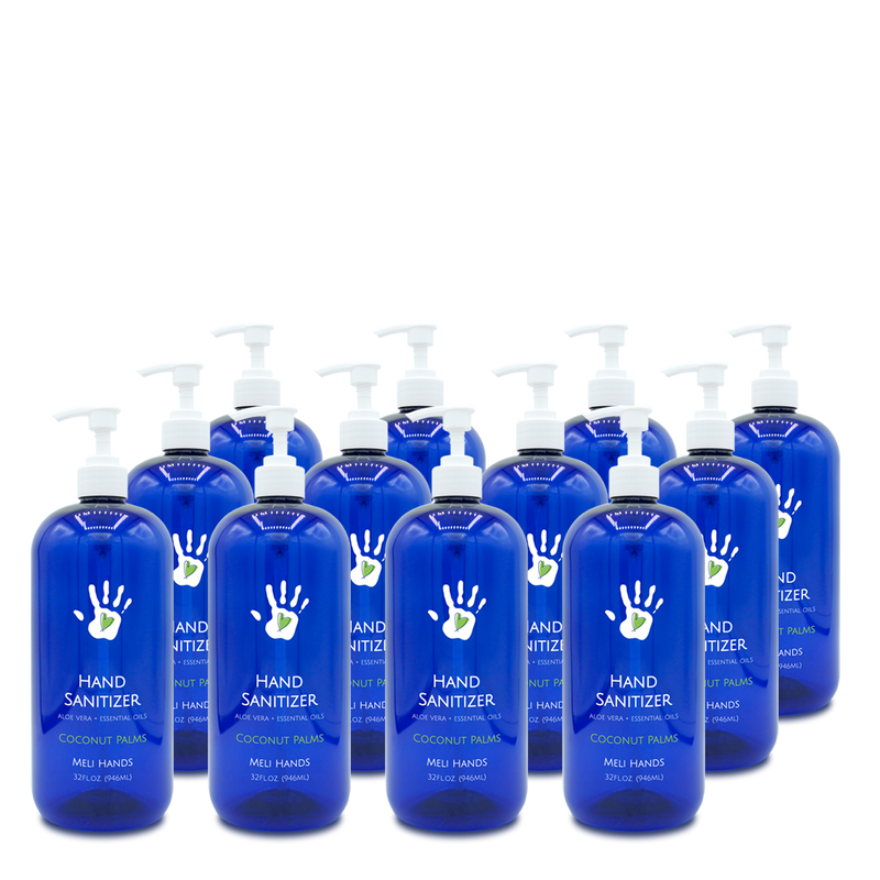 12 pack, 32oz Small Event Package - Hand Sanitizer