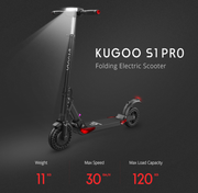 KUGOO S1 PRO Folding Electric Scooter