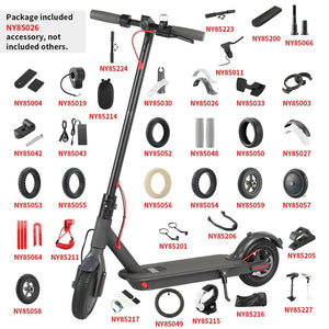 Kugoo Kirin  Electric Scooter Rear Wheel Mudguard