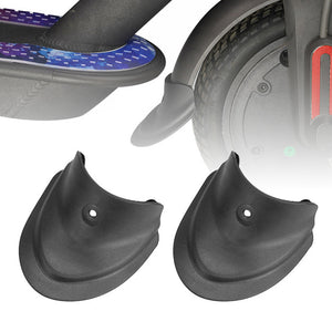 1 Pair Front and Rear Mudguard Rubber Fishtail