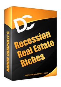 Daron Campbell's Recession Real Estate Riches Access