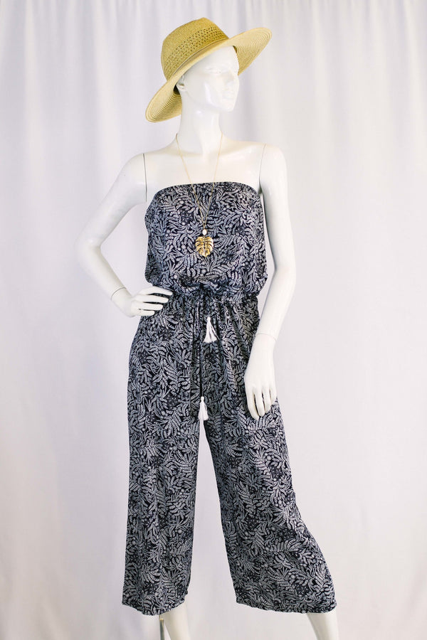 Tube Pocket Jumpsuit