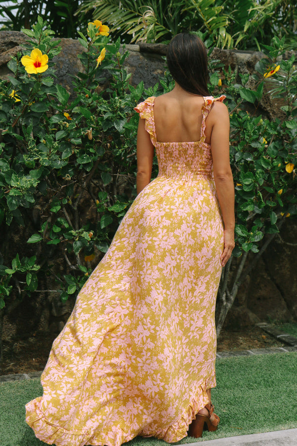 Tiare Hawaii's Mia Maxi Dress