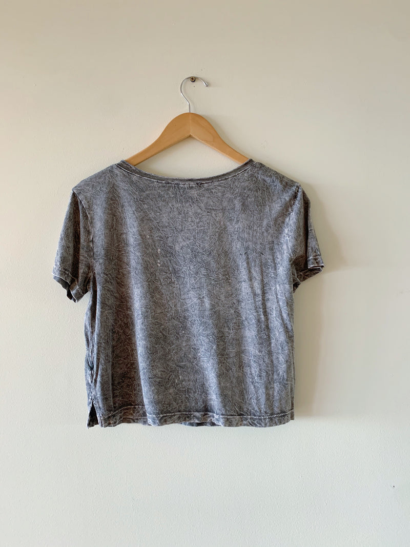 Mineral Wash Cotton Tee