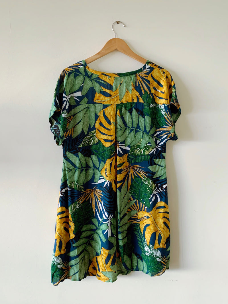 Tropical Oversize Dress (2 prints)