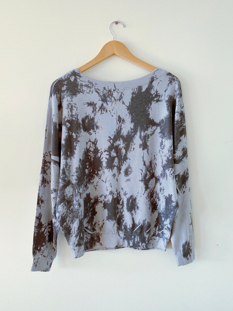 Sublimated Long Sleeve Top