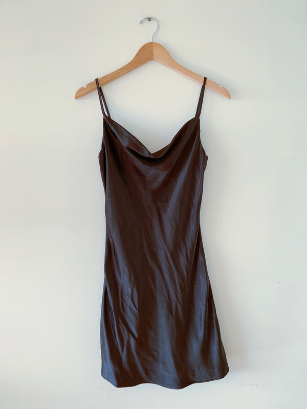 Sunday Cowl Neck Dress (2 colors)