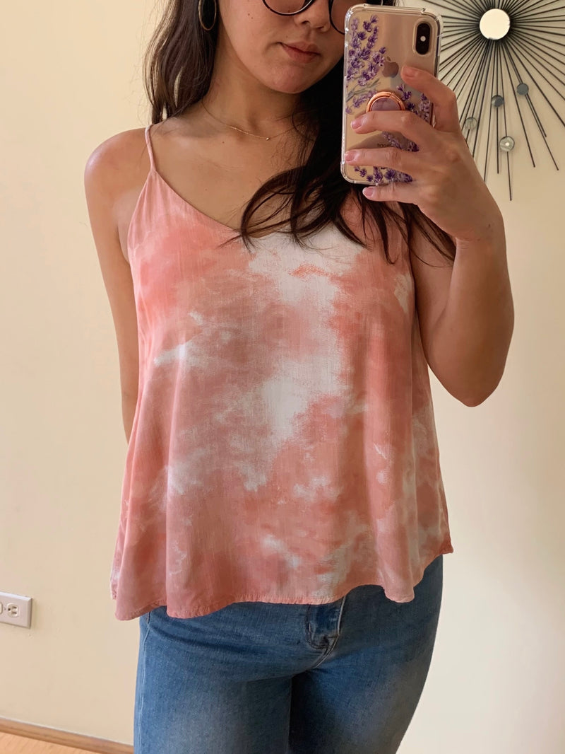 Cloud Dye Tank Top