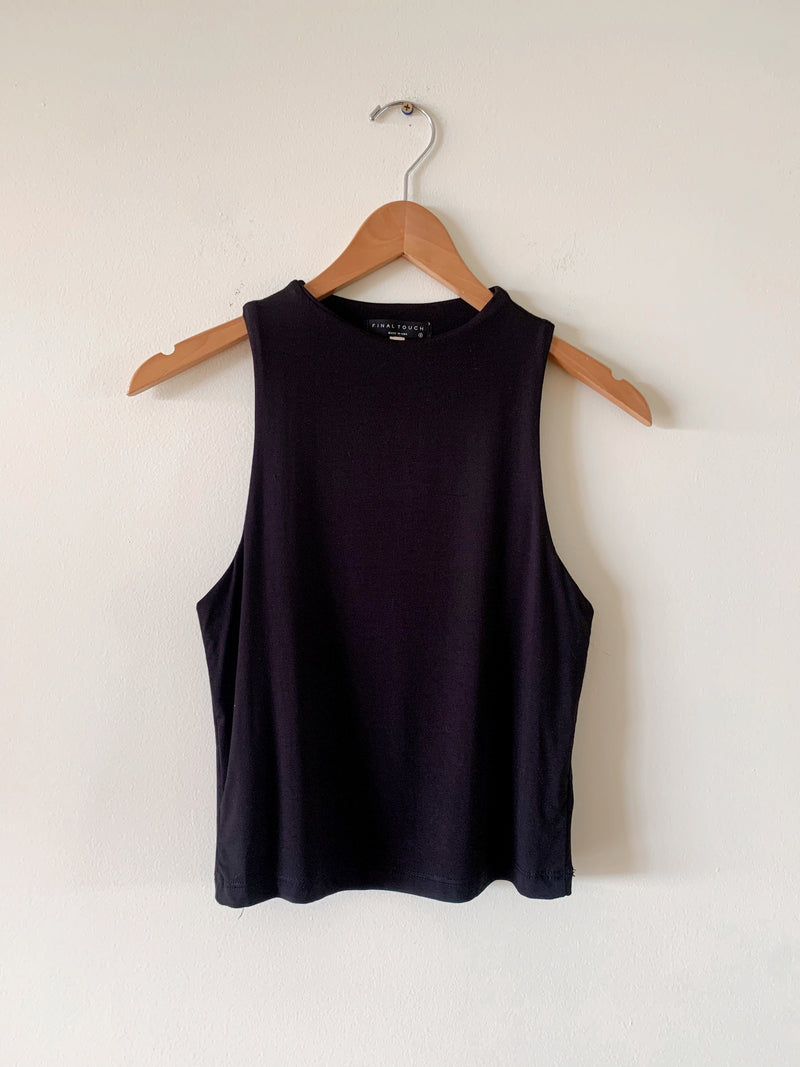 High Neck Top (3 colors)