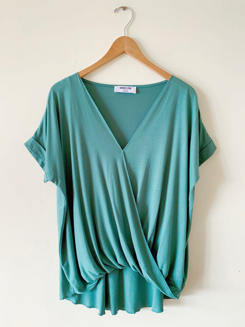 Surplice Top (4 colors)