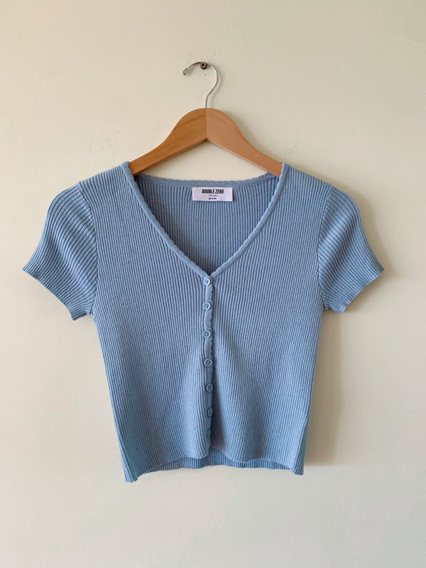 Cropped Sweater Top (3 colors)