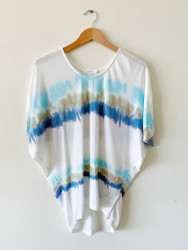 Tie Dye Sublimated Top