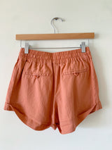 Linen Cargo Shorts (4 colors)