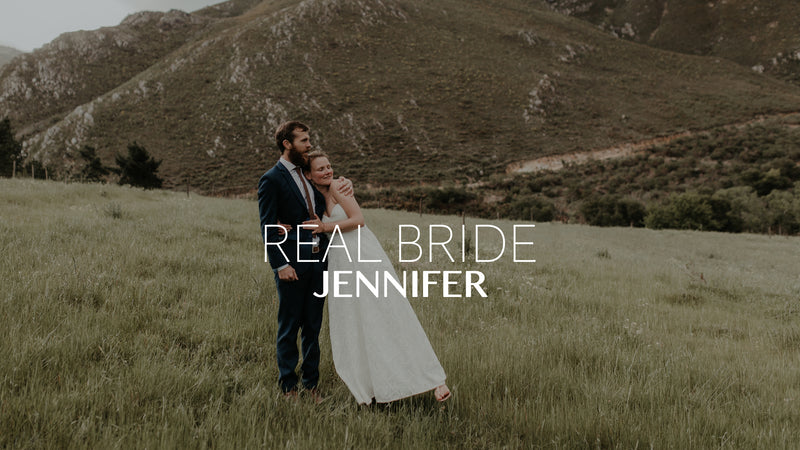 Real Bride - Jennifer Thorpe