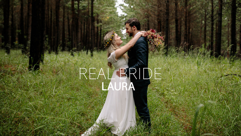 Real Bride Laura