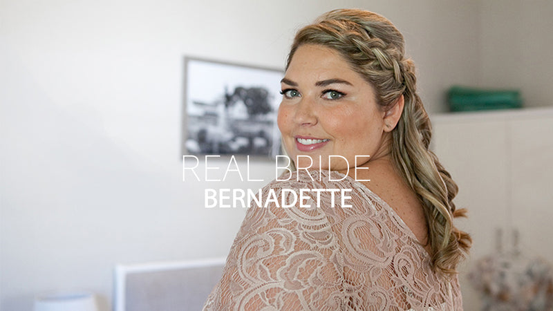 Real Bride - Bernadette