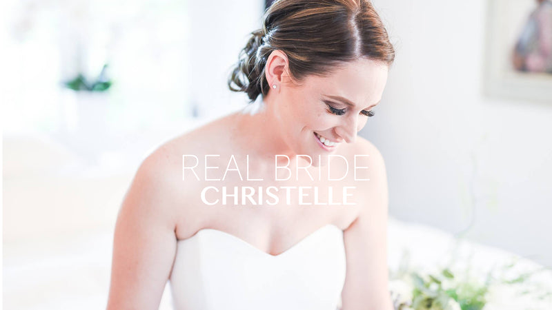 Real Bride - Christelle