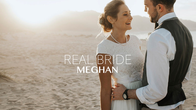 Real Bride - Meghan