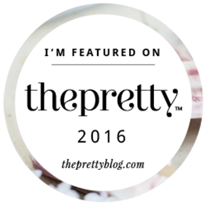 Featured on Pretty Blog