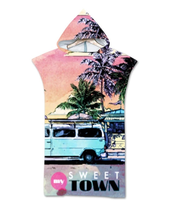 Poncho Surf - Sweet Town