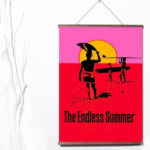 Affiche Film Surf - The Endless Summer