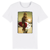 T-shirt bio - Chewbacca Surf