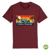 T-shirt Bio - Happy Surfer