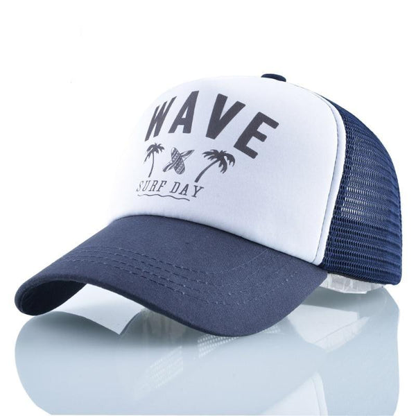 Casquette Surf - Wave (filet)