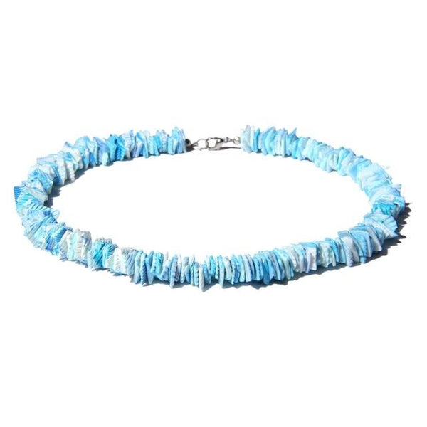 Collier Surf - Bleu