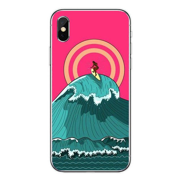 Coque iPhone 11 Surf
