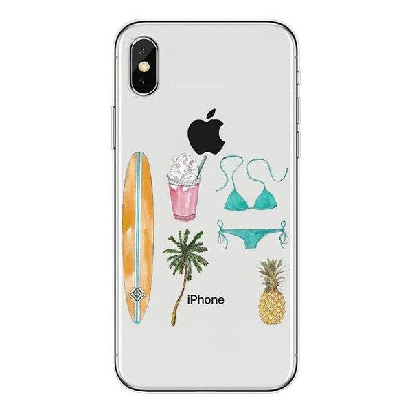 Coque iPhone 6S Surf