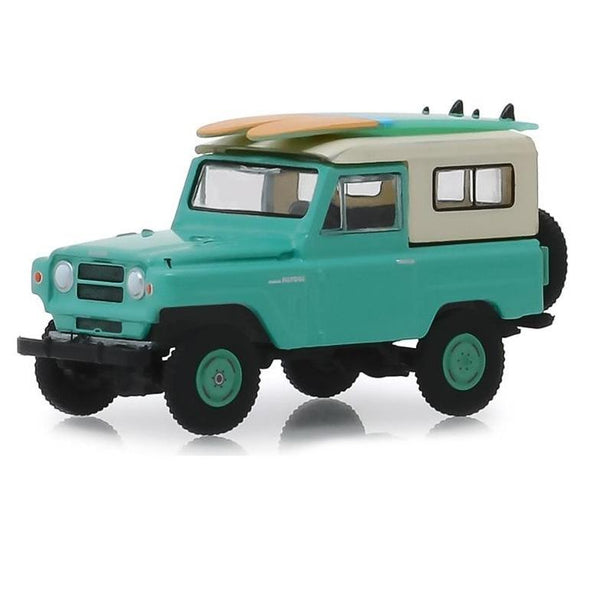 Figurine Surf - Jeep Vintage
