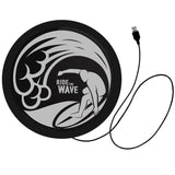 "Lampe Surf Murale - ""Ride The Wave"""